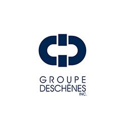 Logo Groupe Deschenes