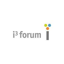 i3 forum logo