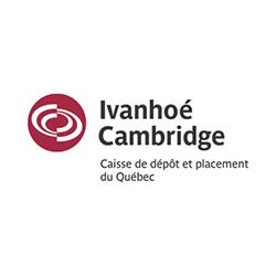Ivanhoe Cambridge logo